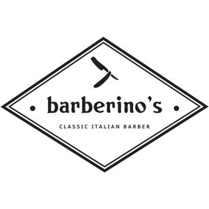 Catena di saloni di barbieri in stile italiano.