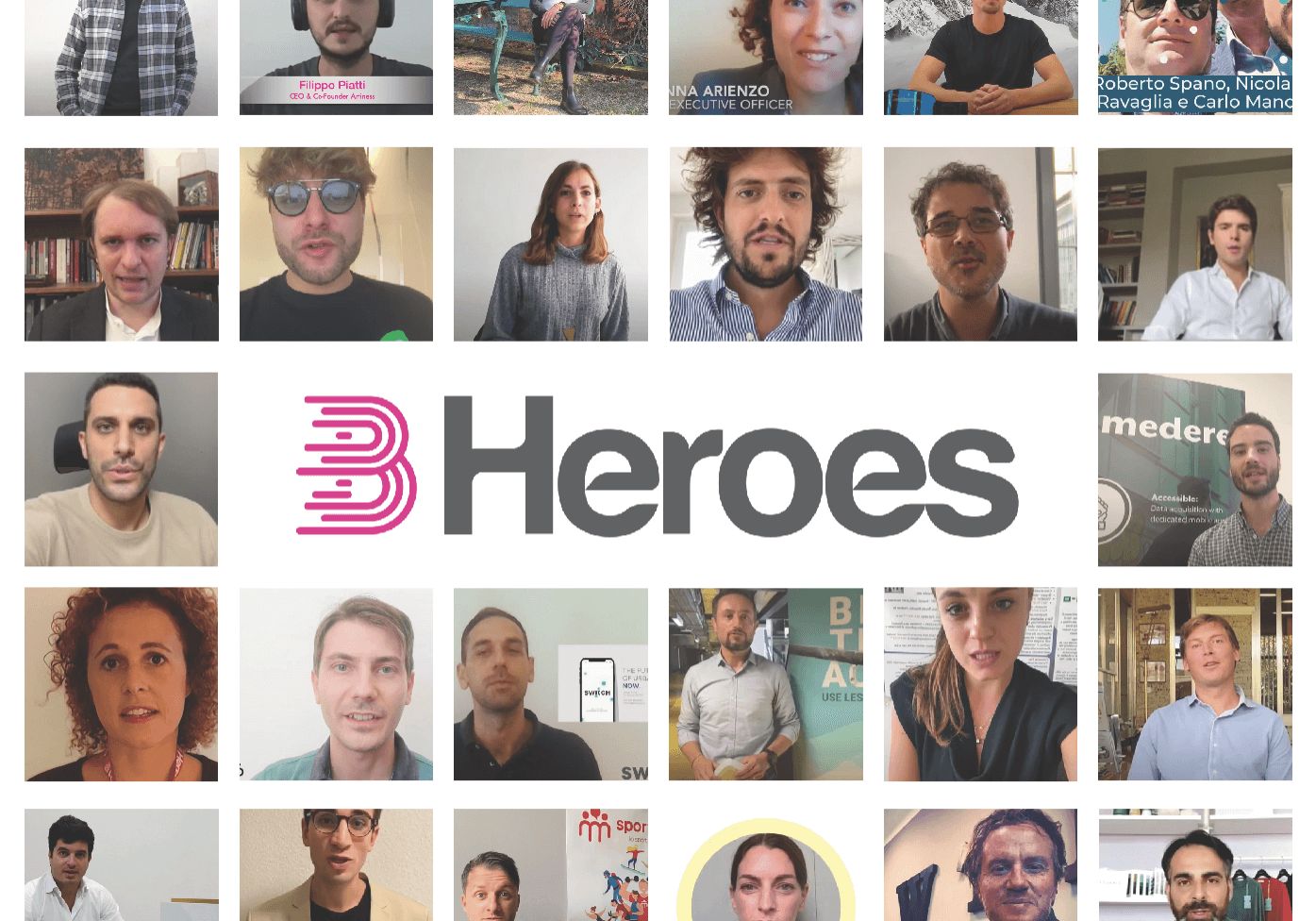 B Heroes: Hero of the day del roadshow 2020